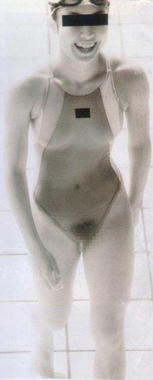 【画像】赤外線盗撮で水着女子の乳首やマン毛が丸見えシコタwww 39枚 No.26