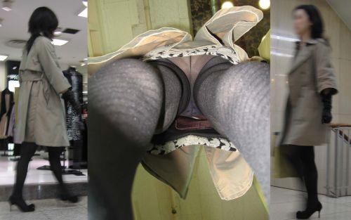 【画像】街中でOLさん達のスカートを逆さ撮り盗撮! 41枚 part.2 No.21