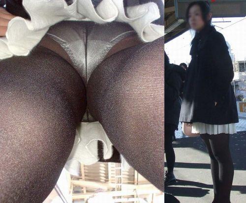 【画像】街中でOLさん達のスカートを逆さ撮り盗撮! 41枚 part.2 No.22