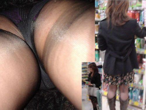 【画像】街中でOLさん達のスカートを逆さ撮り盗撮! 41枚 part.2 No.25