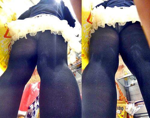 【画像】街中でOLさん達のスカートを逆さ撮り盗撮! 41枚 part.2 No.27