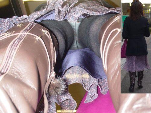 【画像】街中でOLさん達のスカートを逆さ撮り盗撮! 41枚 part.2 No.30