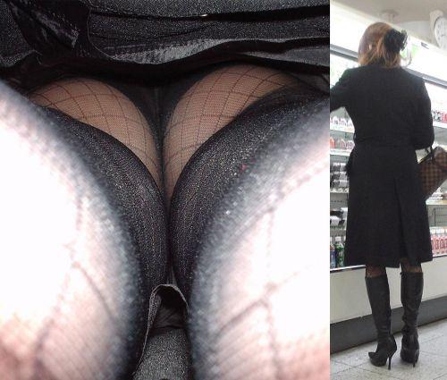 【画像】街中でOLさん達のスカートを逆さ撮り盗撮! 41枚 part.2 No.38