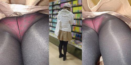 【画像】街中でOLさん達のスカートを逆さ撮り盗撮! 41枚 part.2 No.39