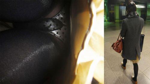 【画像】街中でOLさん達のスカートを逆さ撮り盗撮! 41枚 part.2 No.40