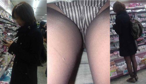 【画像】街中でOLさん達のスカートを逆さ撮り盗撮! 41枚 part.2 No.41