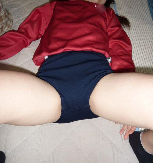 JKが体操服にブルマを履いてるエロ画像まとめ No.36