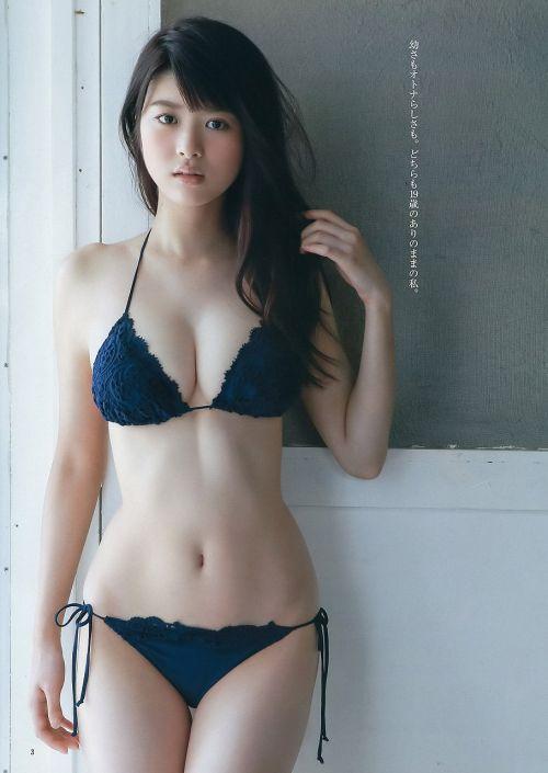 華奢でガリに巨乳という体型の画像がエロ過ぎwww 32枚 No.28