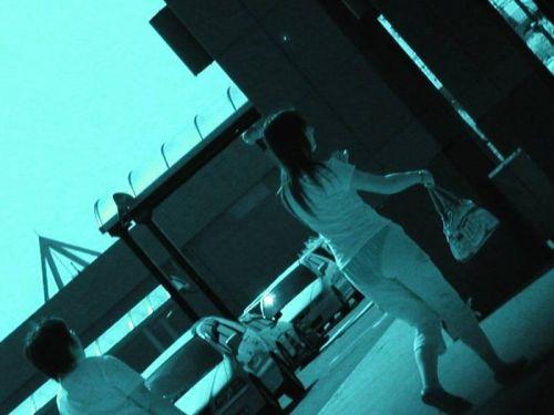【盗撮エロ画像】赤外線カメラで街撮りしたらパンティ透視状態だわwww 31枚 No.8