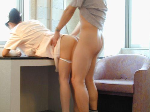 入院中に病室で淫乱なナースとセックスしちゃってるエロ画像 35枚 No.28