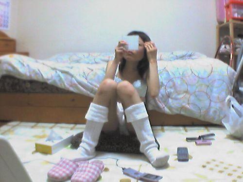 【エロ画像】M字開脚のNo.1はJKだと思うやつちょっと来い! 37枚 part.4 No.20