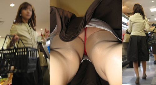 OLのパンツを逆さ撮りした画像がエロ過ぎなんだがwww 39枚 part.2 No.37