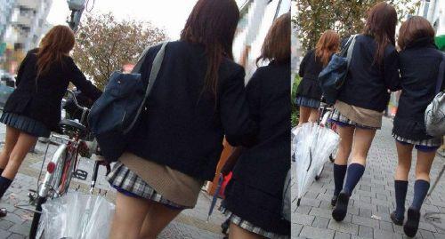 【※勃起注意】JKのナマ足・太もも盗撮画像まとめ 39枚 part.13 No.3