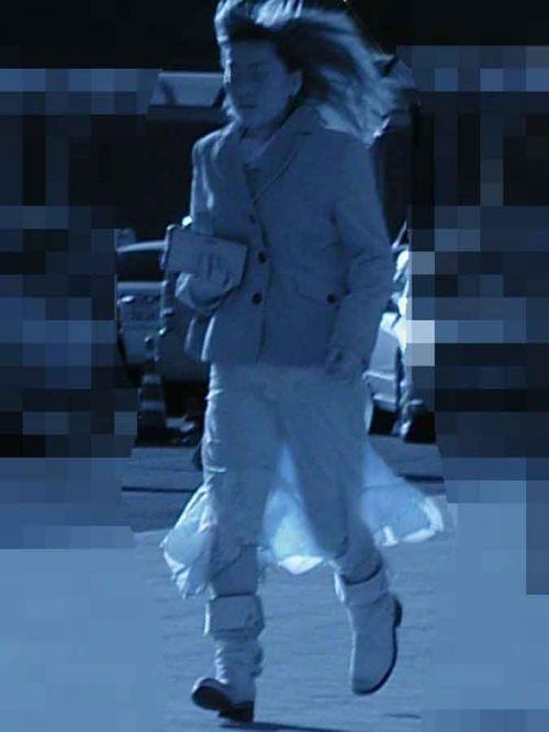 赤外線盗撮でパンティが丸見えになって素人ギャルのエロ画像 33枚 No.7