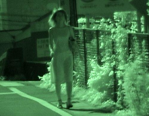 赤外線盗撮でパンティが丸見えになって素人ギャルのエロ画像 33枚 No.31
