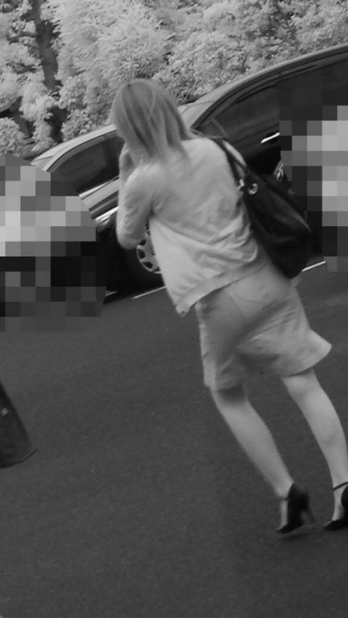赤外線盗撮でパンティが丸見えになって素人ギャルのエロ画像 33枚 No.33