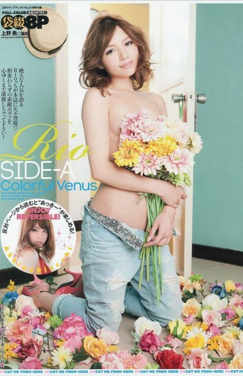 Rio(柚木ティナ)モデル級超絶美形ハーフAV女優の抜けるエロ画像まとめ 187枚 No.46