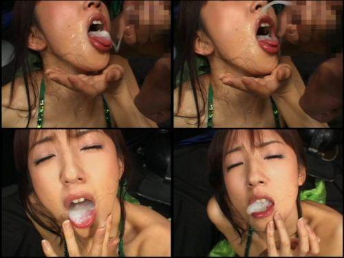 精液を掛けられた女の子は喜ぶのか嫌がるのか?見比べるエロ画像 37枚 No.5