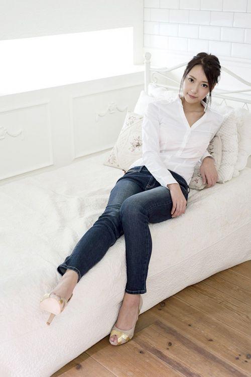 秋葉あかね(あきばあかね)177cmの長身巨乳スレンダーAV女優のエロ画像 105枚 No.7