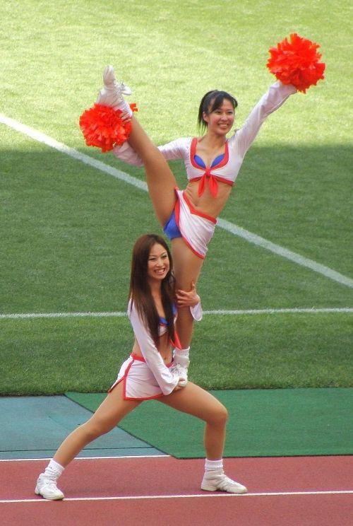 女子アスリートが競技で輝く一瞬をエロく切り取ったハプニングエロ画像 37枚 No.3