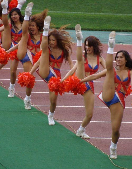 女子アスリートが競技で輝く一瞬をエロく切り取ったハプニングエロ画像 37枚 No.5
