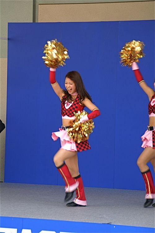女子アスリートが競技で輝く一瞬をエロく切り取ったハプニングエロ画像 37枚 No.7