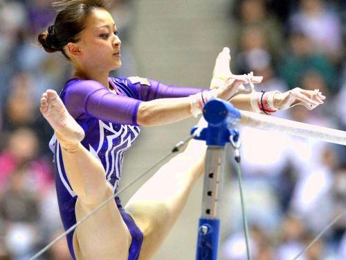 女子アスリートが競技で輝く一瞬をエロく切り取ったハプニングエロ画像 37枚 No.14