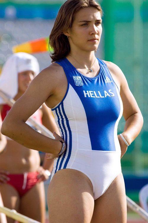 女子アスリートが競技で輝く一瞬をエロく切り取ったハプニングエロ画像 37枚 No.23