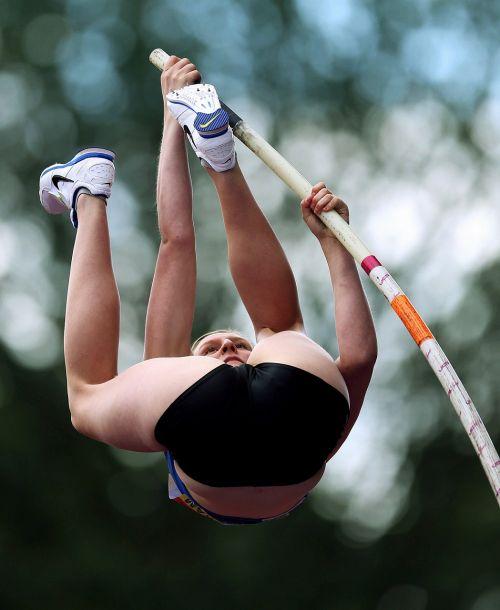 女子アスリートが競技で輝く一瞬をエロく切り取ったハプニングエロ画像 37枚 No.26