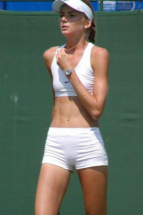 女子アスリートが競技で輝く一瞬をエロく切り取ったハプニングエロ画像 37枚 No.27