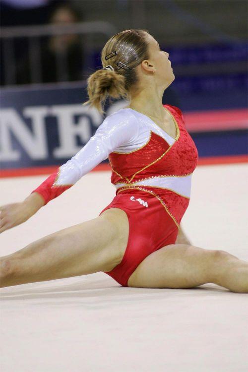 女子アスリートが競技で輝く一瞬をエロく切り取ったハプニングエロ画像 37枚 No.32