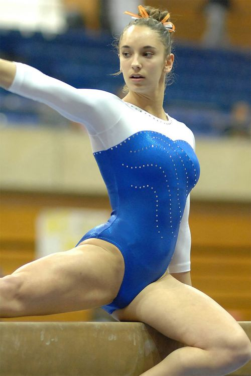 女子アスリートが競技で輝く一瞬をエロく切り取ったハプニングエロ画像 37枚 No.33