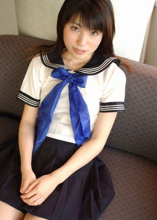 制服を着たぐう可愛い女子高校生の画像集めたった! No.8