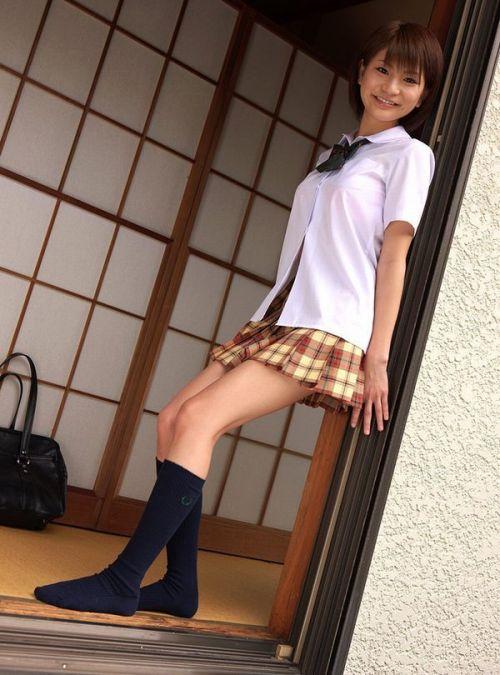 制服を着たぐう可愛い女子高校生の画像集めたった! No.9