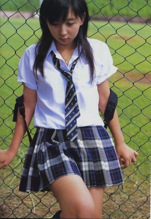 制服を着たぐう可愛い女子高校生の画像集めたった! No.11