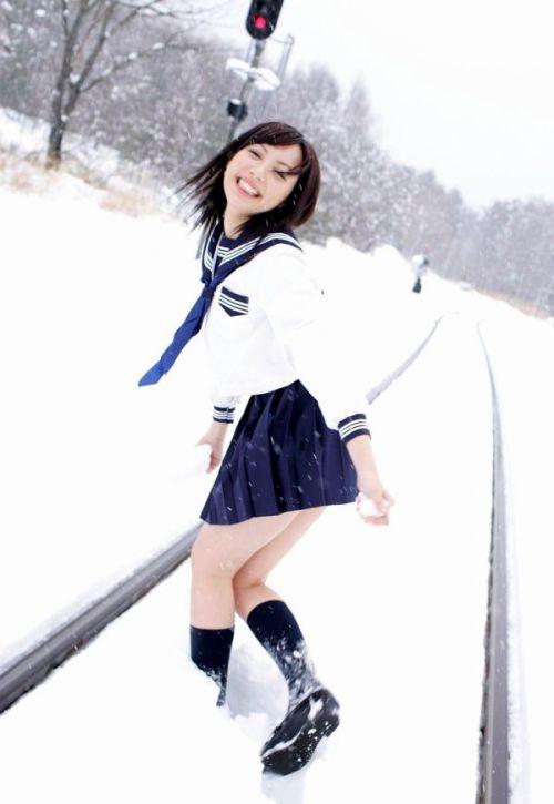 制服を着たぐう可愛い女子高校生の画像集めたった! No.20