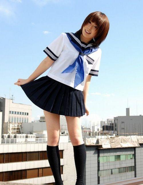 制服を着たぐう可愛い女子高校生の画像集めたった! No.34
