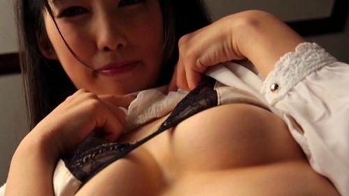 徳永しおり(とくながしおり)Fカップ巨乳着エロアイドルAV解禁エロ画像 157枚 No.47