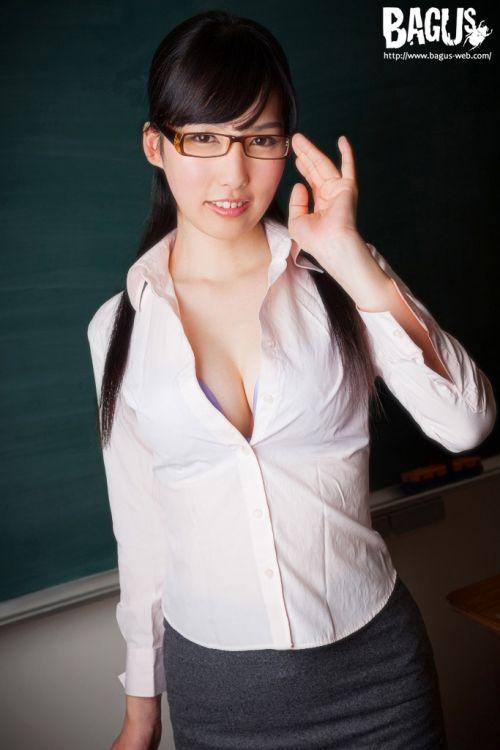 徳永しおり(とくながしおり)Fカップ巨乳着エロアイドルAV解禁エロ画像 157枚 No.97