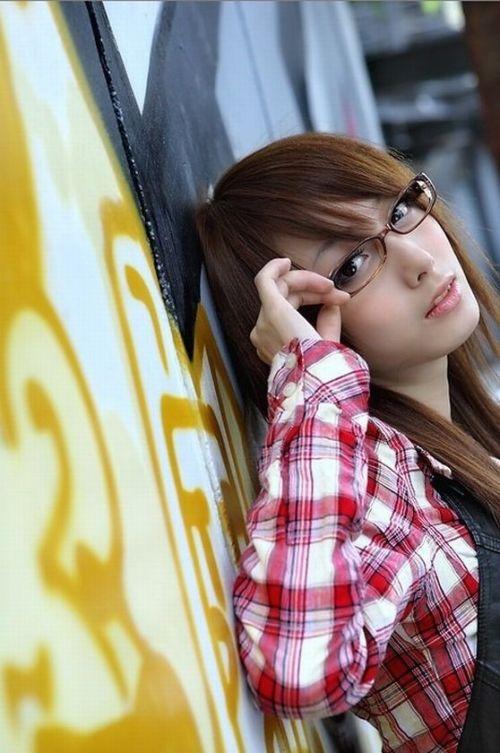 出来ればメガネを掛けたままエッチしたい眼鏡っ娘のエロ画像集めたった 38枚 No.15