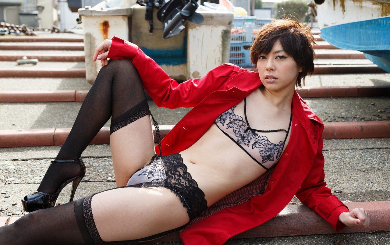 卯水咲流(うすいさりゅう)元人気モデル森山綾乃のAV新人えろ写真 131枚