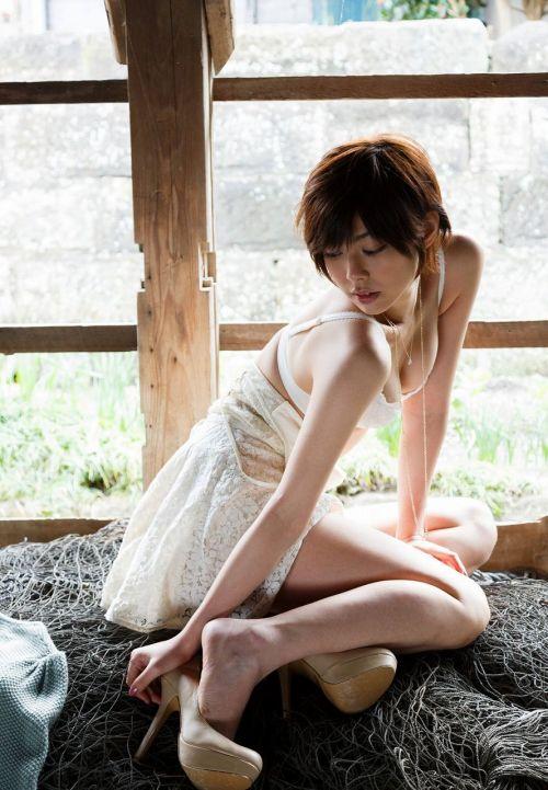 卯水咲流(うすいさりゅう)元人気モデル森山綾乃のAVデビューエロ画像 131枚 No.27
