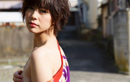 卯水咲流(うすいさりゅう)元人気モデル森山綾乃のAVデビューエロ画像 131枚 No.72