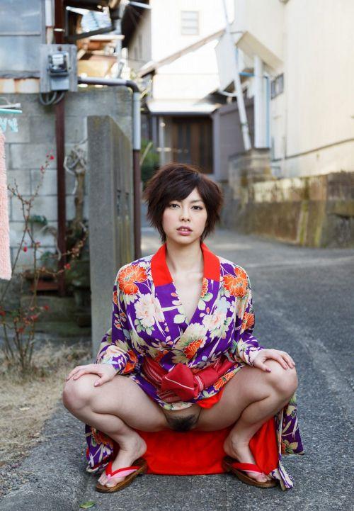 卯水咲流(うすいさりゅう)元人気モデル森山綾乃のAVデビューエロ画像 131枚 No.73