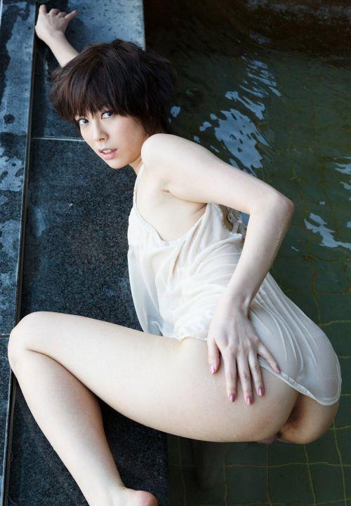 卯水咲流(うすいさりゅう)元人気モデル森山綾乃のAVデビューエロ画像 131枚 No.97