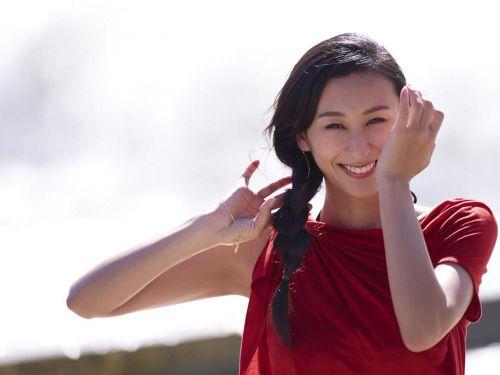 浅田舞(あさだまい)Eカップ巨美乳のフィギュアお姉さんのエロ画像 173枚 No.1
