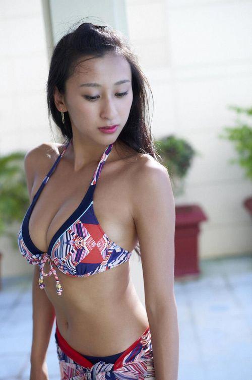 浅田舞(あさだまい)Eカップ巨美乳のフィギュアお姉さんのエロ画像 173枚 No.119