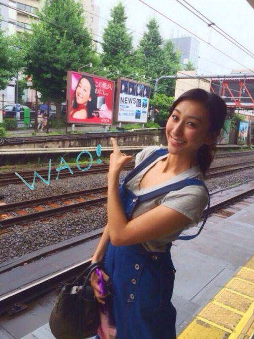 浅田舞(あさだまい)Eカップ巨美乳のフィギュアお姉さんのエロ画像 173枚 No.167