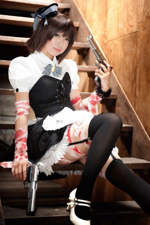 可愛すぎるエロカワコスプレイヤーのキメキメ画像カッコイーwww 38枚 No.4