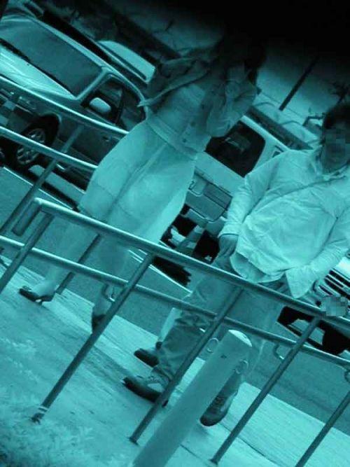 【盗撮画像】赤外線カメラで素人パンティを街撮りした結果www 33枚 No.22
